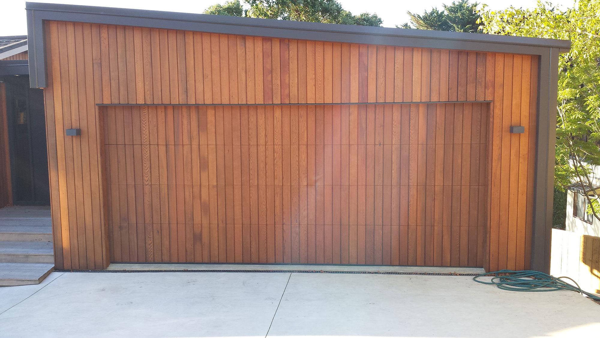 Coromandel garage, door openers