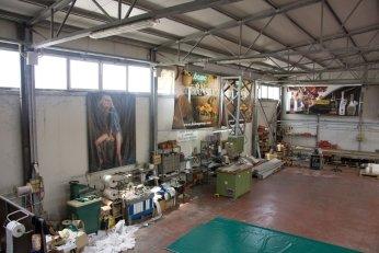 coperture per fabbriche e magazzini