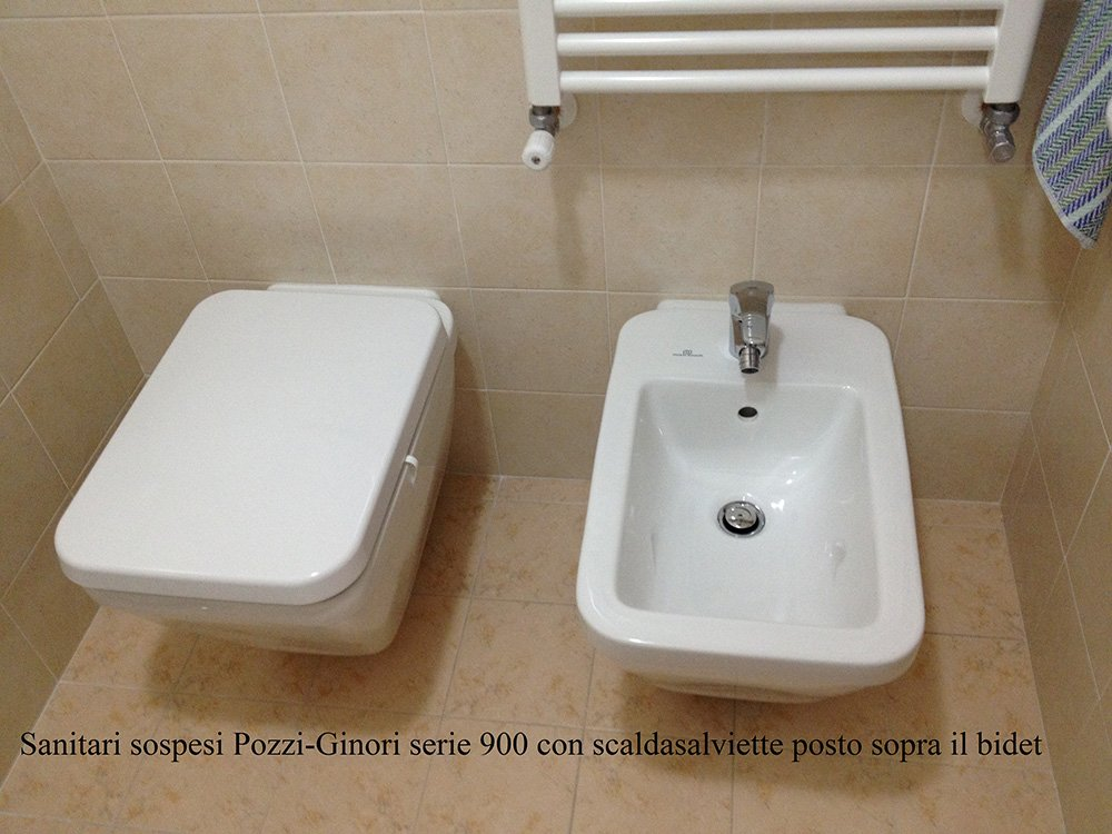 Sanitari installati da Finco Damiano