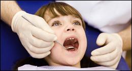 cura denti bambini