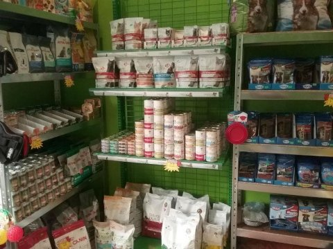 Servizi e prodotti per animali