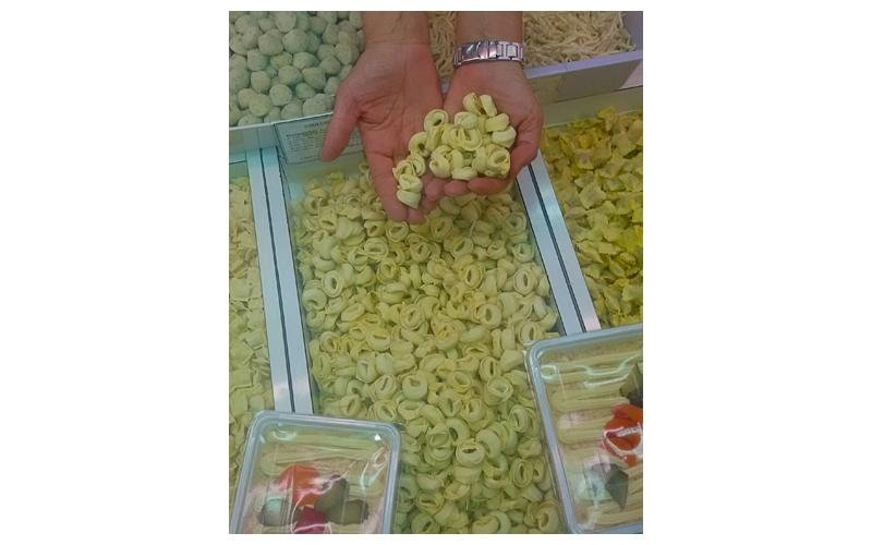 ravioli spinaci e ricotta