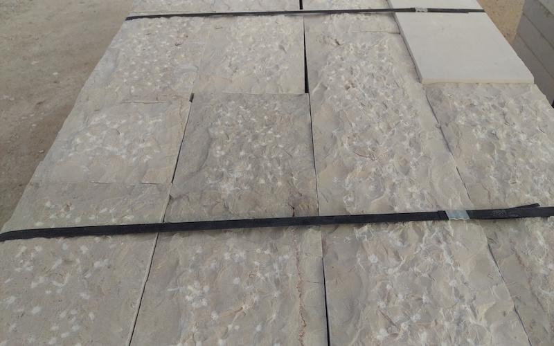 puntellatura marmo