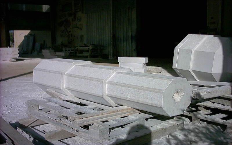 colonna in marmo