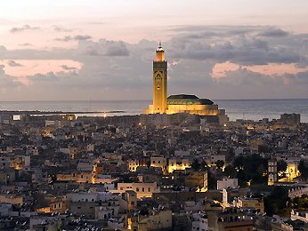 Hotels near Casablanca, Morocco