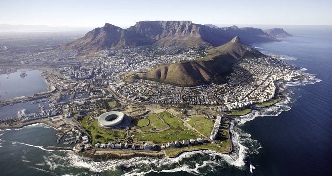 Hotels near Cape Town South Africa