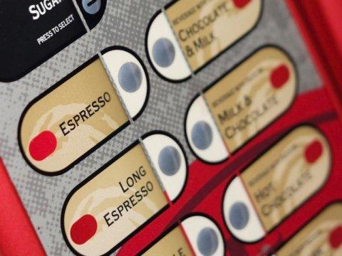 macchinette caffè espresso