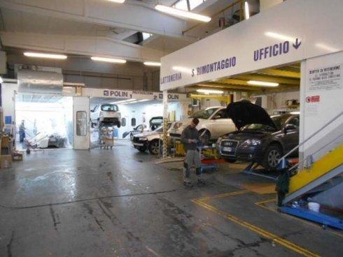 sostituzione radiatori, riparazione scocche auto
