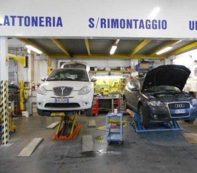 autoriparazioni, riparazioni auto, lattoneria auto