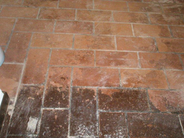 Trattamenti e pulizia cotto e pietra