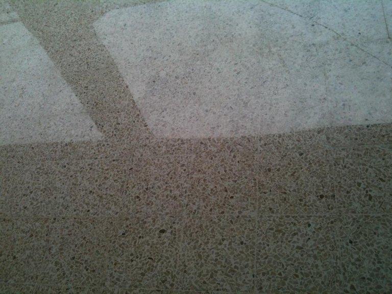 Lucidatura graniglie