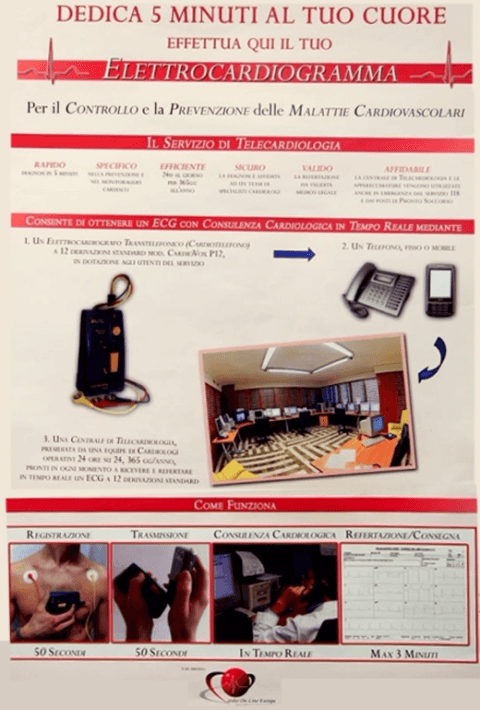 elettrocardiogramma online