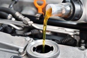 oil servicing