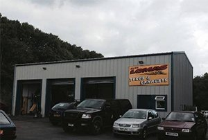 repair store