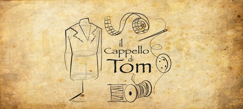 il cappello di TOM logo