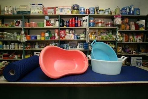 vaschette plastica