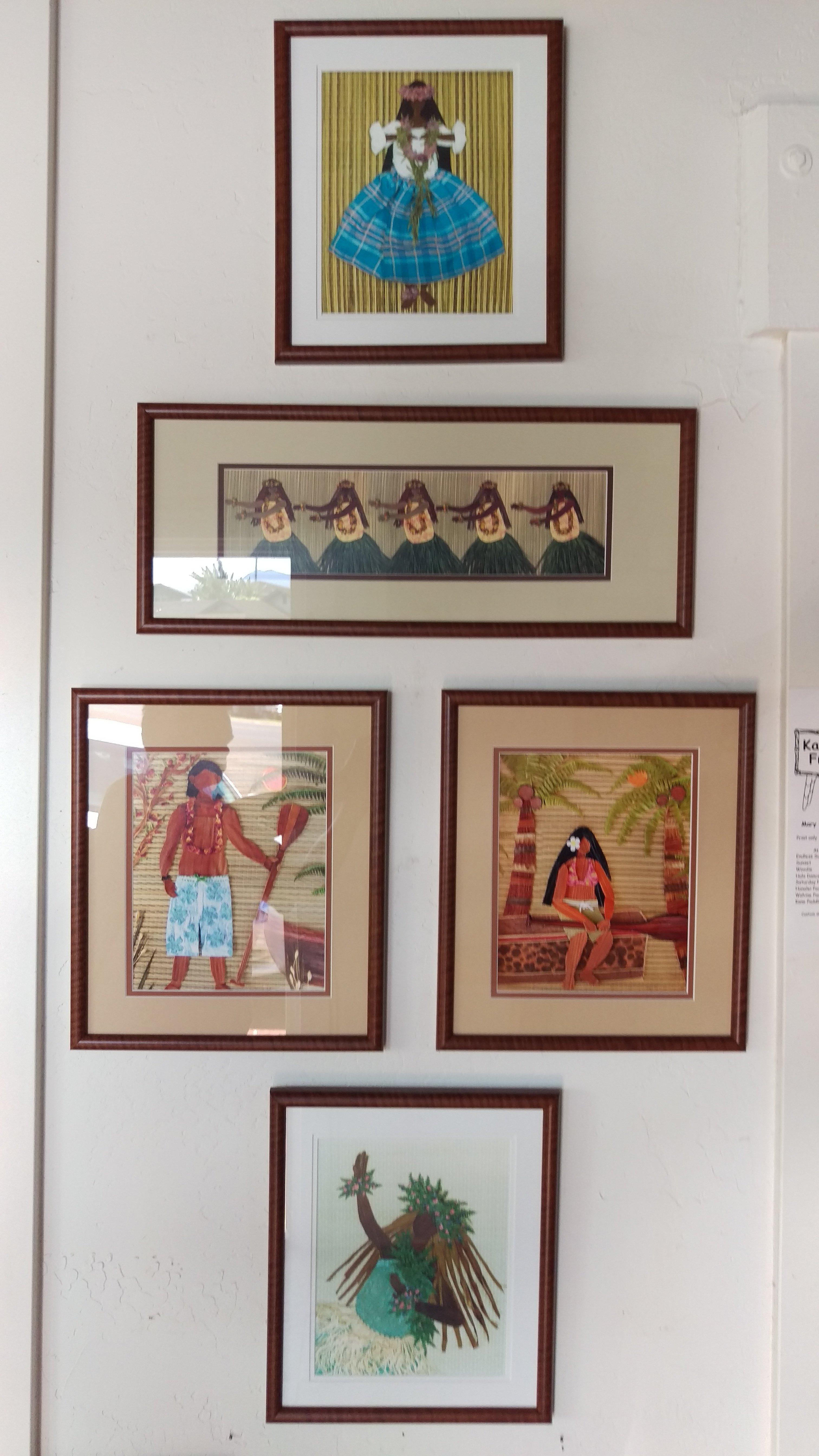 Beautiful frames in Lihue