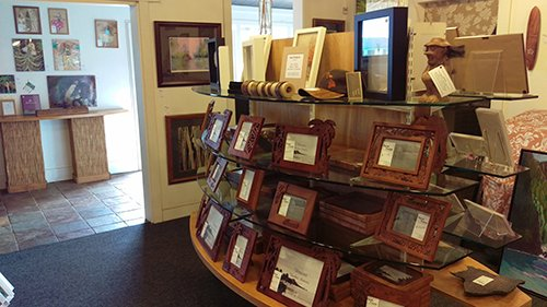 Picture frames after repairing in Lihue