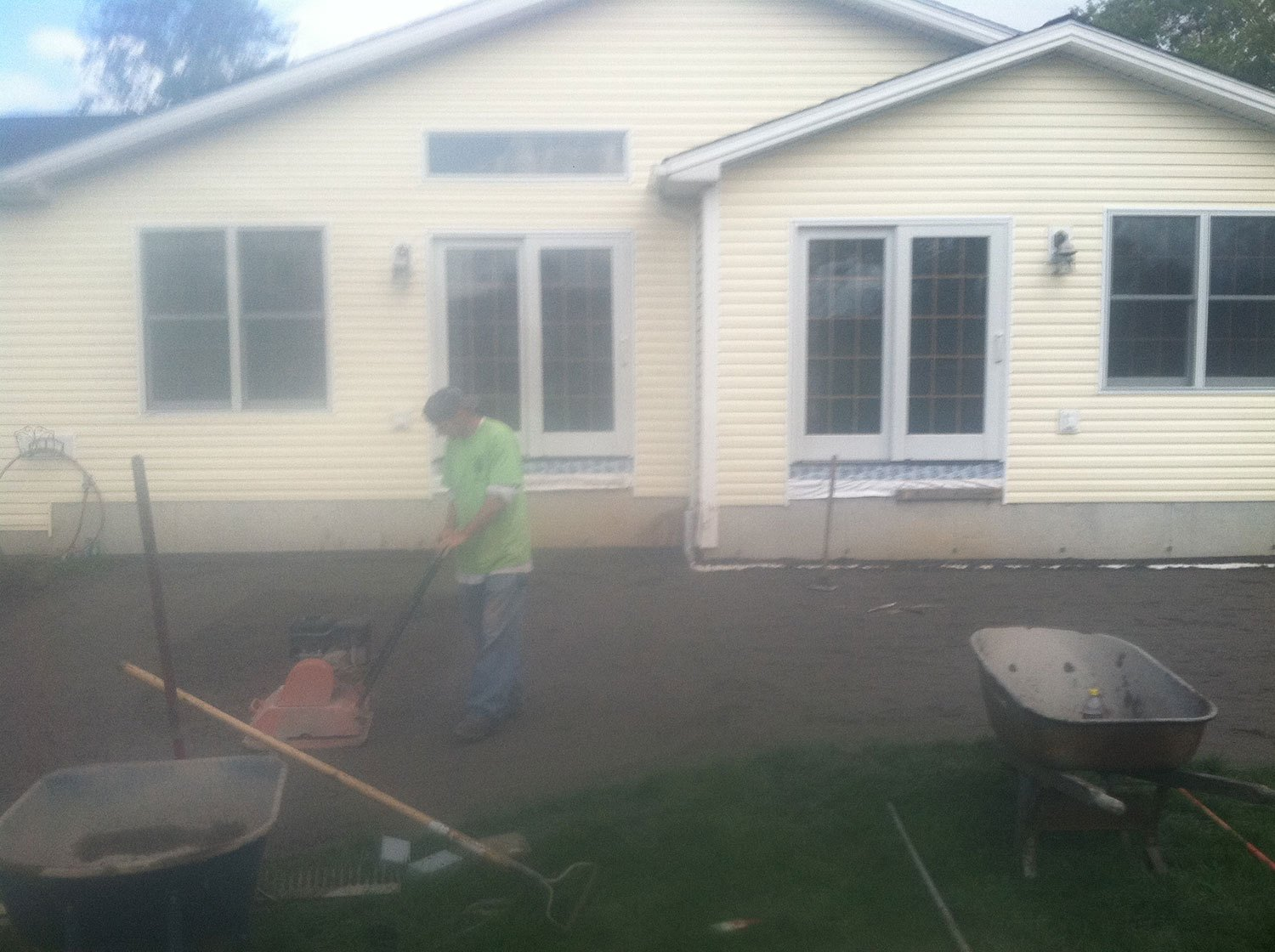 residential landscaping - Amherst, NY