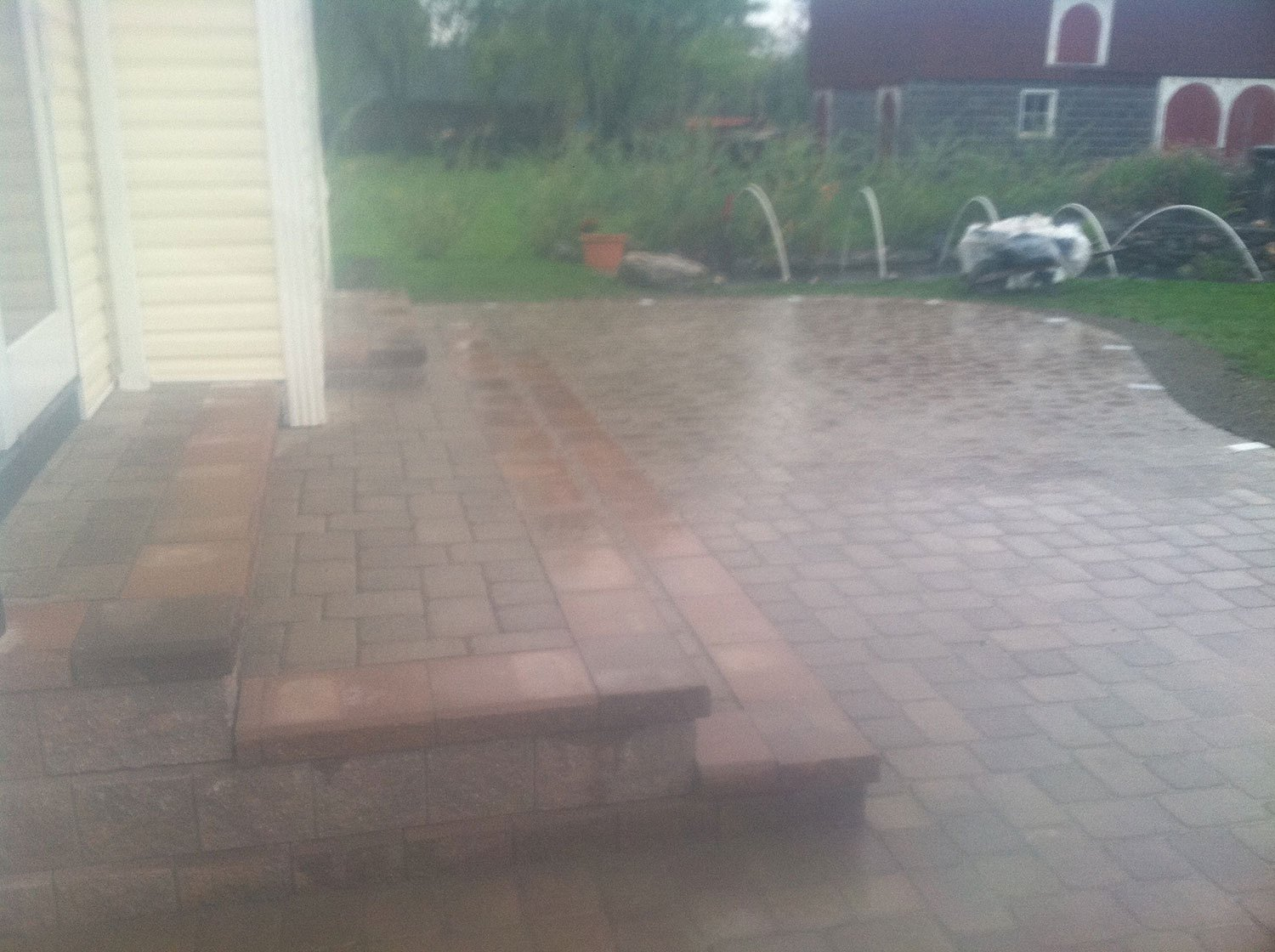 residential landscaping contractor - Amherst, NY