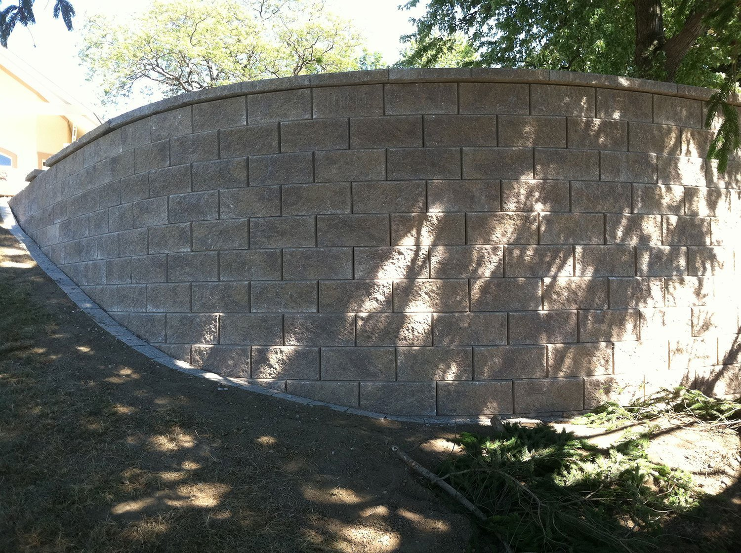 retaining walls - Wheatfield, NY