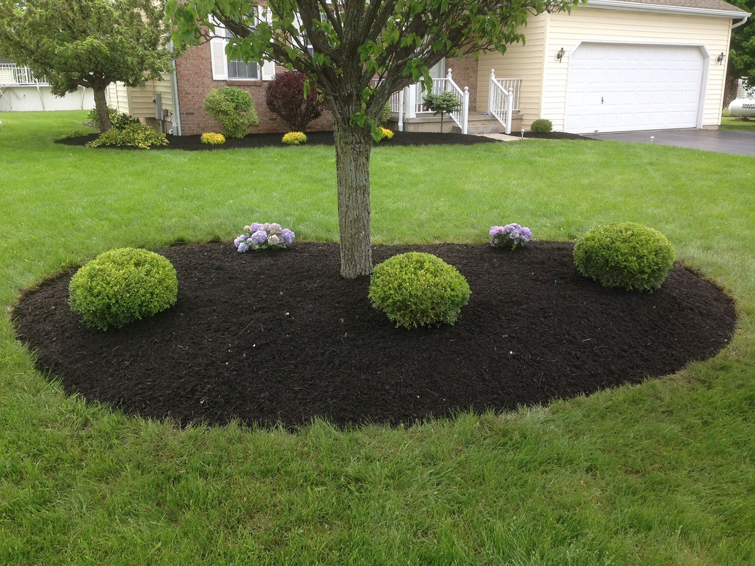 landscape contractor - Amherst, NY