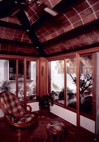 parapetti, ringhiere, verande