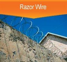 iwf fencing palisade razor wire icon