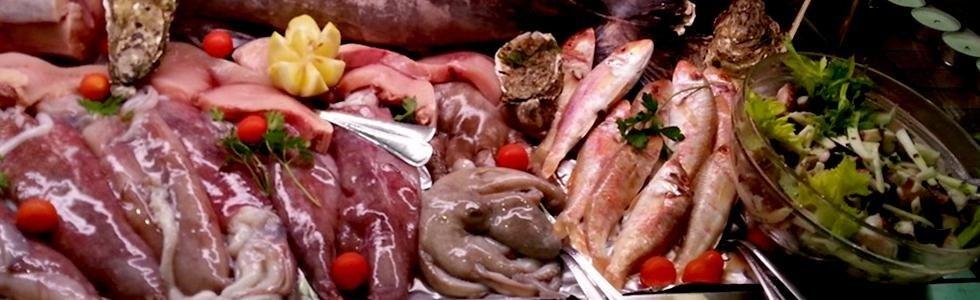 menu pesce Mascalucia