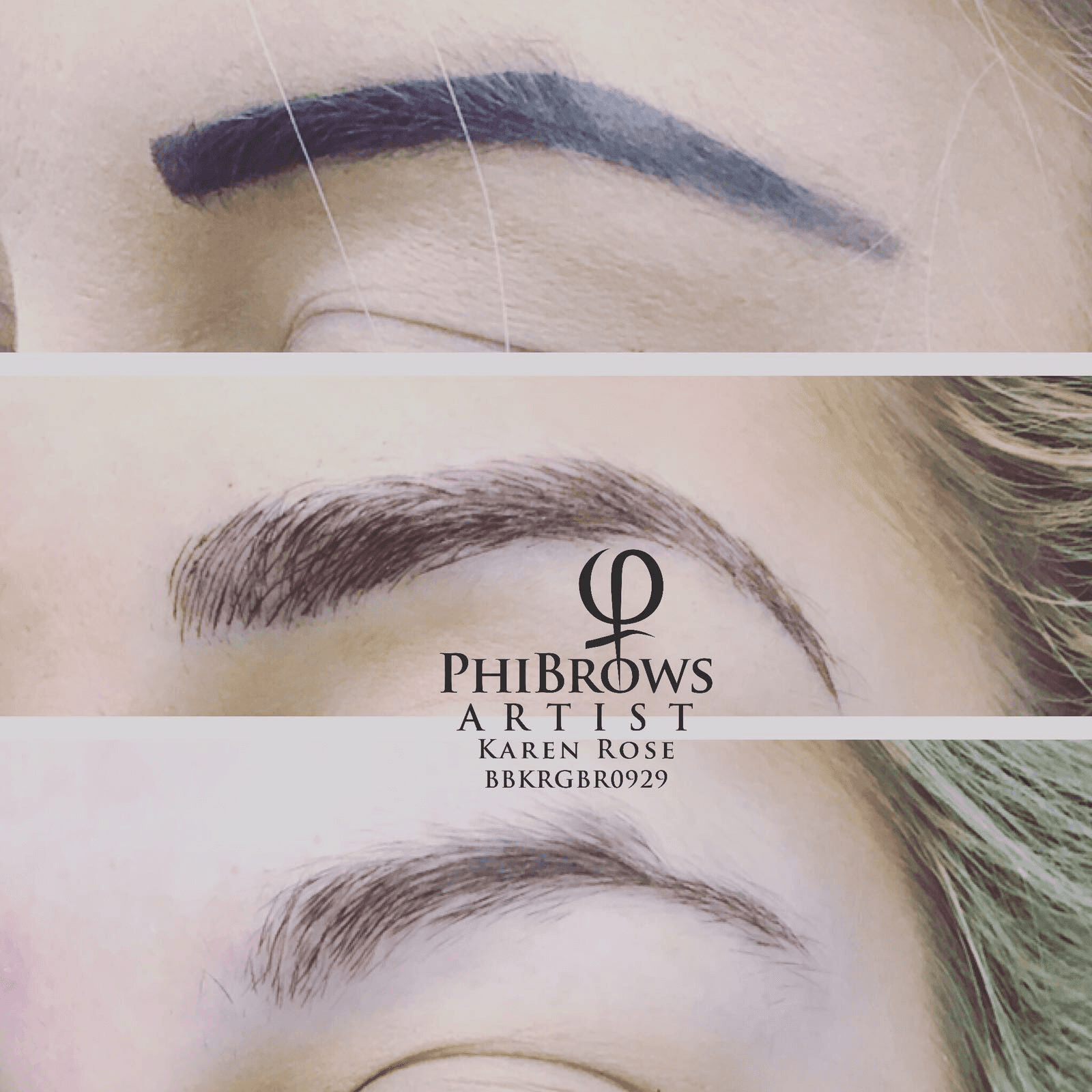 Phibrows variations