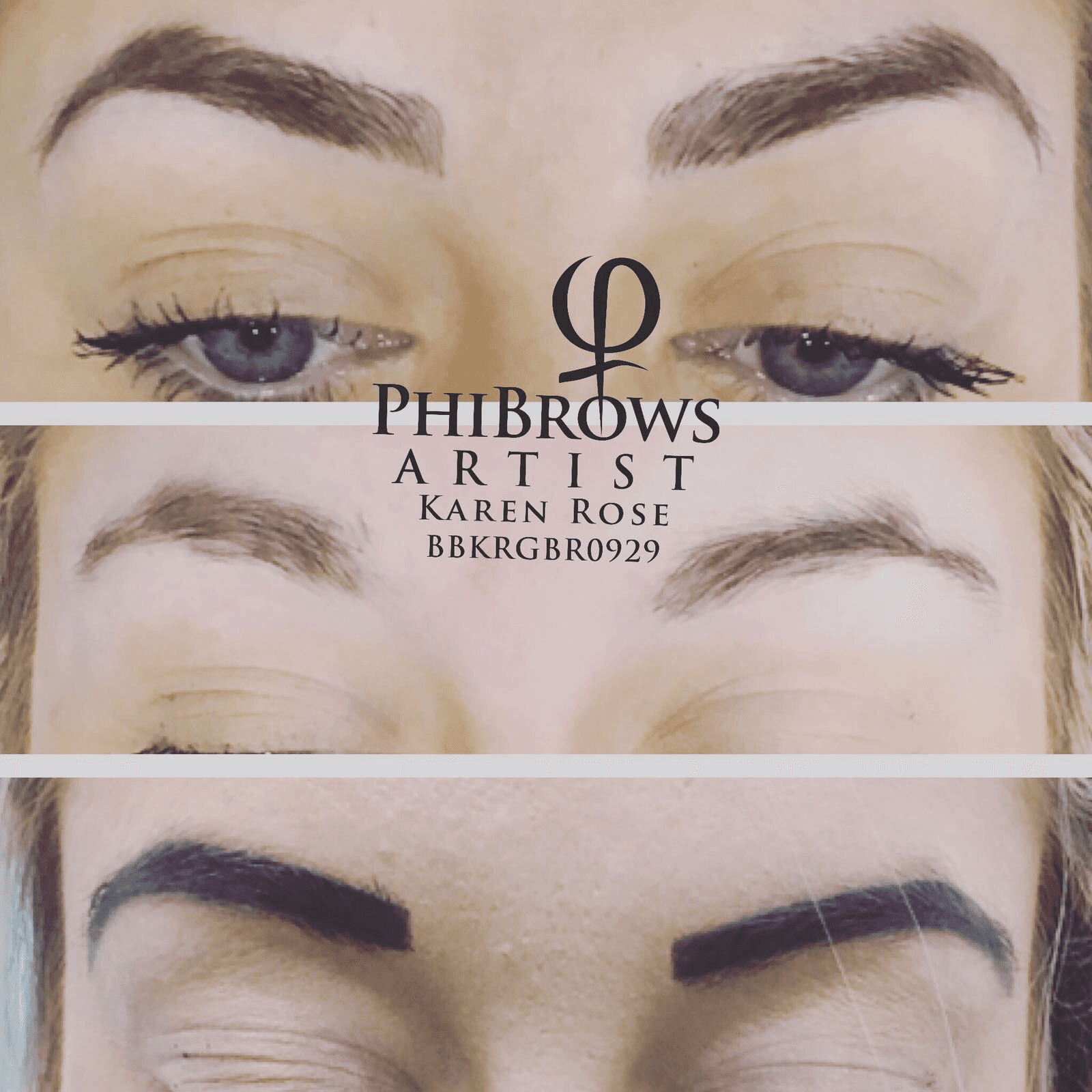 Phibrows treatments