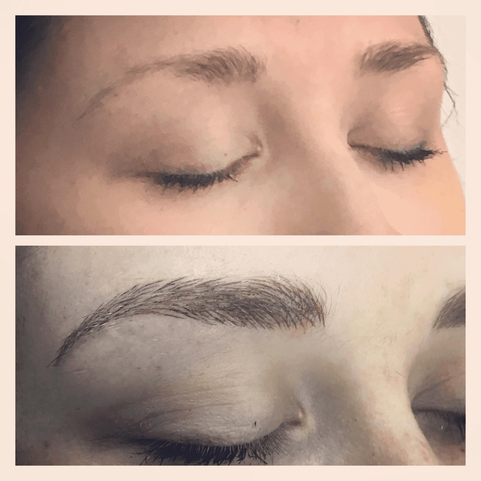 make-up treatment
