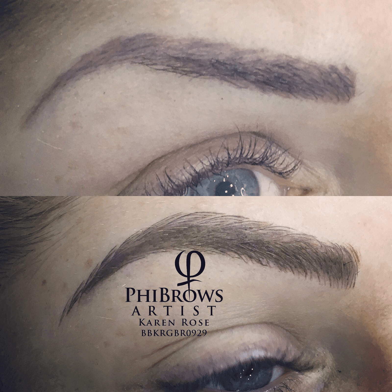 Phibrows treatment
