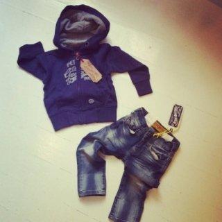 Jeans da ragazzo