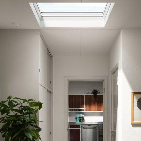 finestra tetto - interno