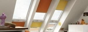 Manutenzione finestre e lucernari per mansarde e tetti