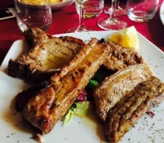 grigliata carne