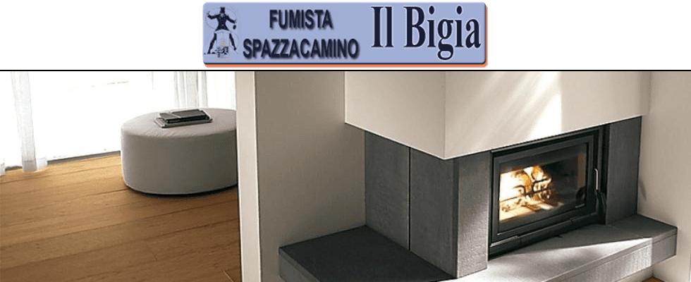 Spazzacamino Grosseto - Il Bigia