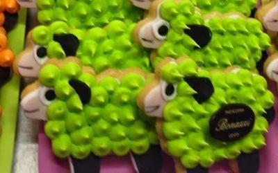 pecore verdi