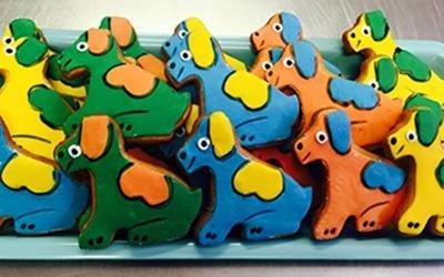 biscotti divertenti