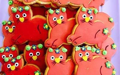 biscotti gattini