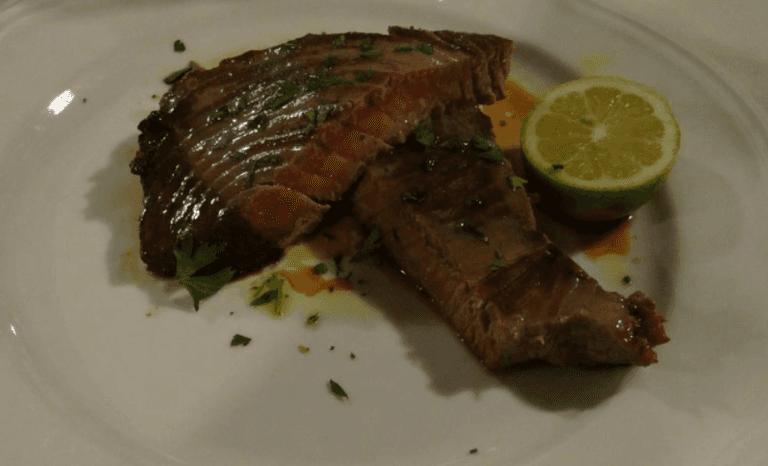primi e secondi piatti