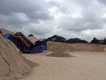 Quarry Materials | Adelaide | Clay & Mineral Sales Pty Ltd