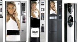 colonnine d'acqua, dispenser, distributori automatici di caffè espress