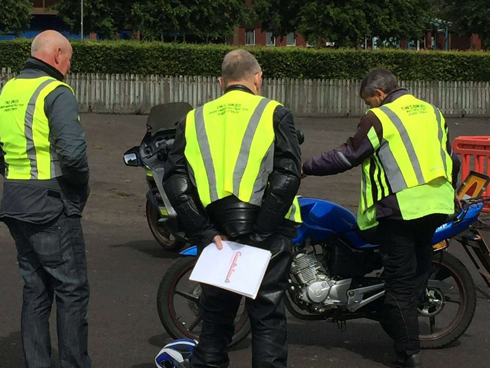 Motorbike courses