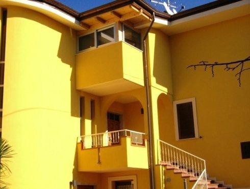 realizzazione pittura esterna alba adriatica - teramo