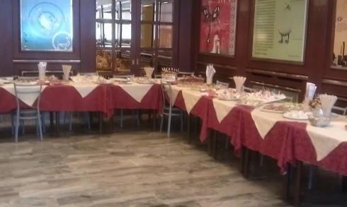 tavoli per buffet