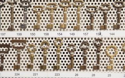 chiavi per porte interne