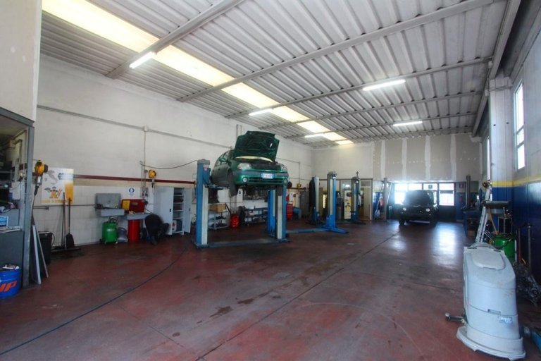 riparazione auto, Rieti