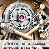 orologi alta gamma